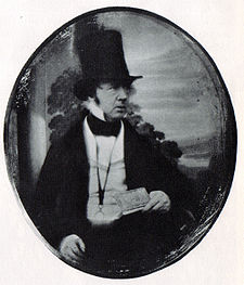 Antoine Claudet: William Henry Fox Talbot