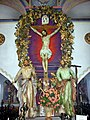 W zabytkowym kościele w Istebnej IMG 1449 krz.JPG