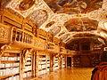 Waldsassen Kloster Bibliothek 1.JPG