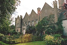 The East Front of Wallingwells Hall (2004)