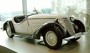 Wanderer (company) - Wanderer W25K (1936–1938)