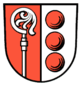 Coat of arms of Abtsgmünd
