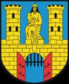 Das Wappen von Burg