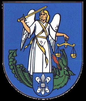 Buttstädt - Image: Wappen Buttstaedt