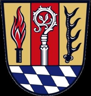 Eichstätt (district) - Coat of arms