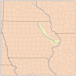 Wapsipinicon River river in the United States of America