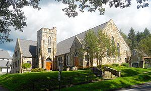 Warriors Mark Township, Huntingdon County, Pennsylvania - Image: Warriors Mark PA United Methodist