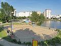 Warszawa - Park nad Balatonem - Gocław (25).JPG