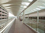 Washington DC metro station largo town center.jpg