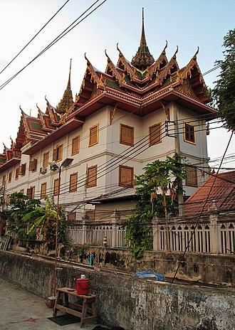 Wat Yannawa - Image: Wat Yannawa (8415891607)
