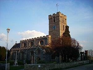 Waterbeach - St John's Church