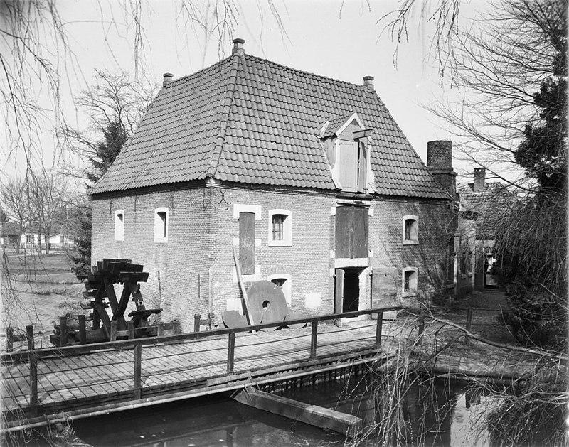 De olliemölle in borculo monument rijksmonumenten.nl