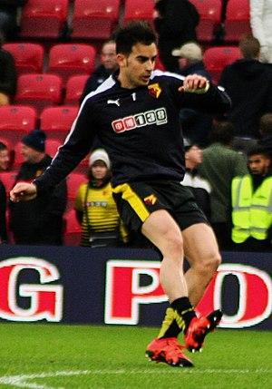 José Manuel Jurado - Jurado with Watford in 2015