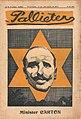 Weekblad Pallieter - voorpagina 1924 16 minister carton.jpg