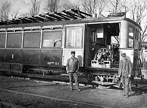 Weitzer railmotor - Engine