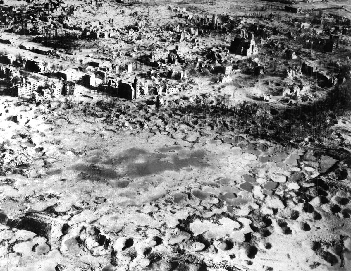 Bombing of wesel in world war ii wikipedia for Depot wesel