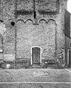 west-gevel van de torenvoet zuid-zijde - deventer - 20054899 - rce