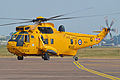 Westland Sea King HAR3 ZA105 Q (9508893385).jpg