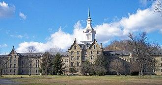 Weston, West Virginia - Image: Weston State Hospital