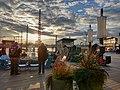 Wharf fire pit at dusk.jpg