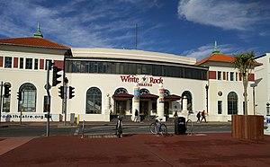 White Rock Theatre - Image: White Rock Theatre, Hastings