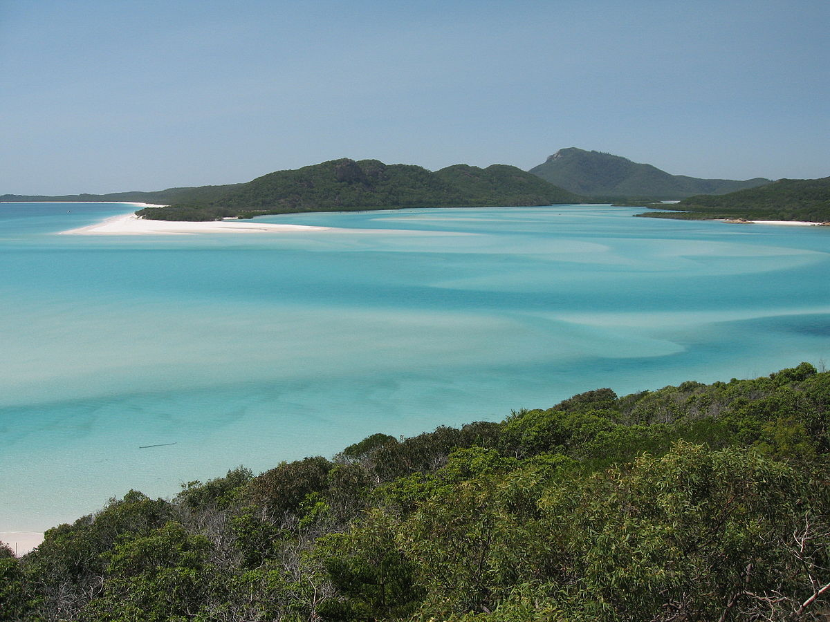Whitehaven Beach Whitsunday Island Whitsundays