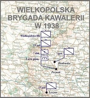 17th Greater Poland Uhlan Regiment Polish military unit