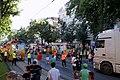 Wien - Regenbogenparade, Demonstrationszug der Wiener Linien (2).JPG