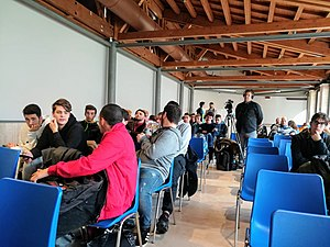 Wikidata's 6th birthday in Rieti 30.jpg