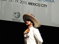 Wikimanía 2015 - Day 3 - Opening Ceremony - México DF 9.jpg