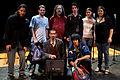 Wikimania 2009 - Richard Stallman en el teatro Alvear con asistentes (7).jpg