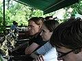 Wikipedian meetup, Esztergom 03.JPG