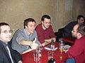 Wikipedians in Paris - april 2008.jpg