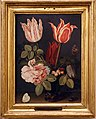 Wilhelm van aelst, fiori e farfalle, 1670 circa.jpg