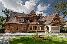 Pensjonat Villa Bali Swieradow
