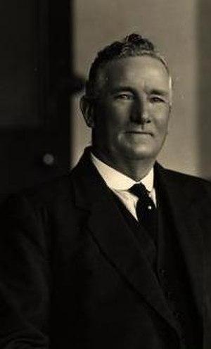 William Hill (Australian politician) - Image: William Caldwell Hill