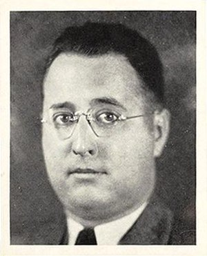 Bill DeWitt - DeWitt in 1941