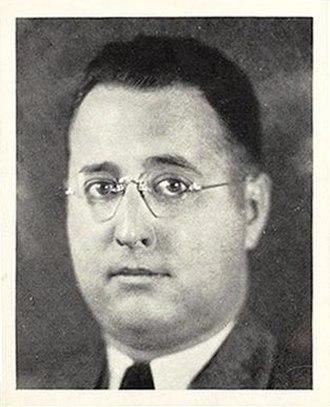 Bill DeWitt - DeWitt in 1941