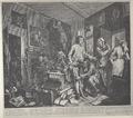 William Hogarth - A Rake's Progress, Plate 1.png