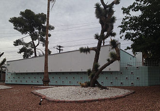 William Krisel - William Krisel House in Paradise Palms,  Las Vegas