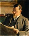 William McGregor Paxton, Portrait of the Artist's Father (James Paxton), 1902.jpg