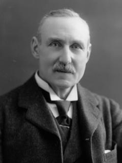 William Palmer, 2nd Earl of Selborne British politician