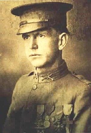 Willie Sandlin - Medal of Honor recipient