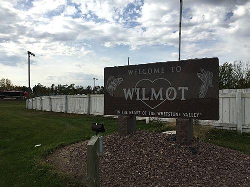 Wilmot mailbbox