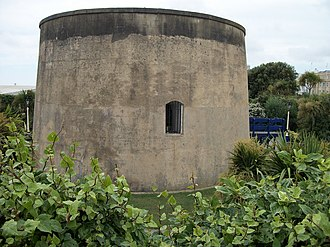 Eastbourne - Wish Tower Martello Tower in Eastbourne