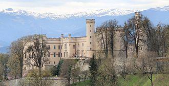 Wolfsberg, Carinthia - Wolfsberg Castle