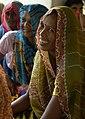Women in adivasi village, Umaria district, M.P., India.jpg