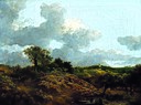 Wooded Landscape with a Herdsman Seated - Thomas Gainsborough.jpeg