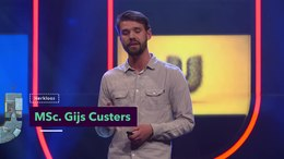 Socioloog Gijs Custers over het basisinkomen - Universiteit van Nederland