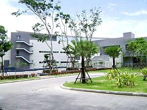 Burapha University - World Beneath the Sea, One of tourist attraction in Burapha University